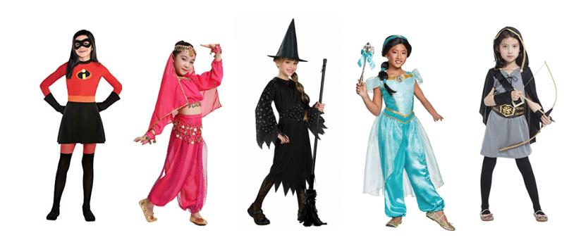 15+ Halloween Costumes preteen girls will love