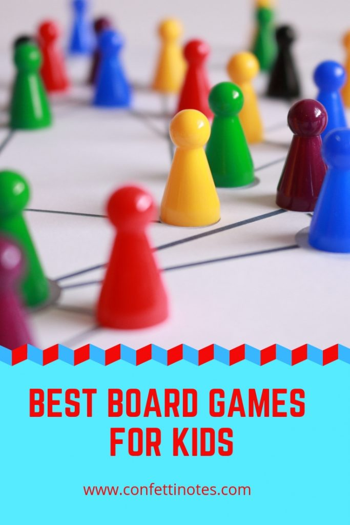 15 Best Board games for Kids
